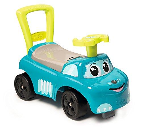 Smoby - Porteur Auto Enfant - Bascule Electrique