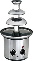 Idea Regalo - Clatronic SKB Fontana cioccolato in acciaio INOX