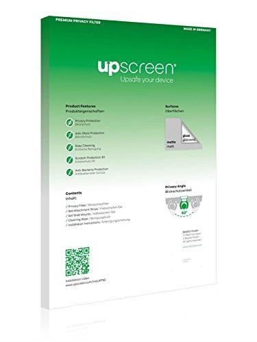 upscreen Spy Shield Filter Blickschutzfilter / Privacy für Toshiba Portege Z30 Serie (Sichtschutz ab 30°, Kratzschutz, abnehmbar) - 3