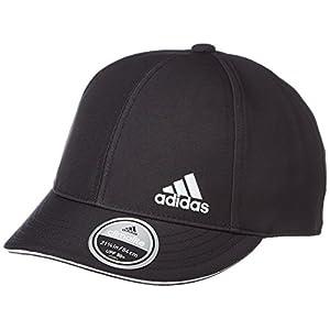 adidas W Clmlt Schirmmütze für Tennis für Damen, Schwarz (Schwarz/Schwarz/Plamet)