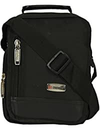 Sling Bag Trekker Unisex Cross-Body Bag (Black)