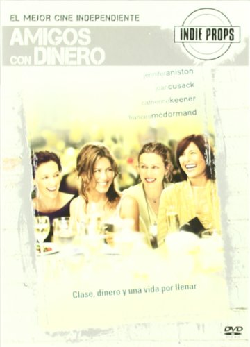 Amigos Con Dinero - Indie Props (Import Dvd) (2011) C. Keener / J. Isaacs; Nic