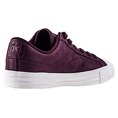 Converse Homme Star Player OX Trainers, Rouge Rouge