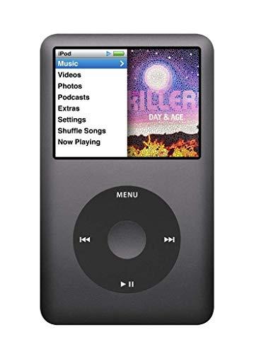 iPod Classic 512GB SSD Flash Speicher 512 GB MP3 player Musik Player (512 GB SSD, Schwarz) (Ssd Mp3-player)