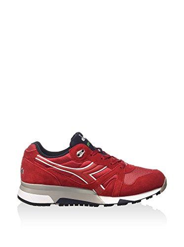Diadora N9000 Nyl Ii, Chaussures mixte adulte rouge bleu
