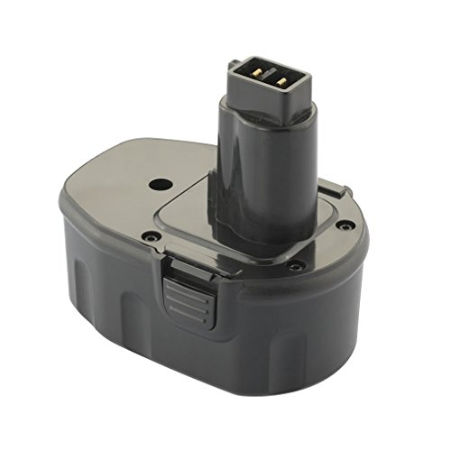 Batteria [ Ni-Cd; 2000mAh; 14,4V ] per BLACK & DECKER: CD1440K, CD632K, FS144, FSC414K-2, FSL144, PS3600, PS3650K, PS3650K2 - DEWALT: DC528 (Flash Light), DC551KA, DC612KA, DC613KA, DC614KA, DC615KA, DC728KA - ELU SBA75, SBA75K - WÜRTH: BS14A Combi 0700114X, BS-14A Power 0700104X, BS14A