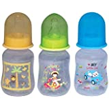 Mee Mee Premium Baby Feeding Bottle 125 Ml MM LP 4 (Color May Vary)