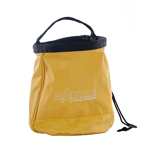 Mantle Kletterzubehör Boulder Chalk Bag, One Size, 3502
