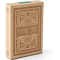SOLOMAGIA Green Wheel Playing Cards (Limited Edition) by Art of Play - Zaubertricks und Props