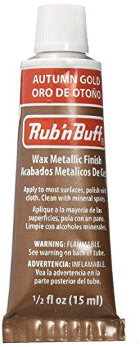 AMACO - Rub 'n Buff - Metalliclack - Herbstgold - Amaco Rub