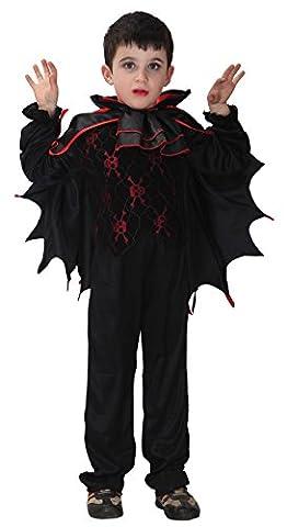 Costumes Garçons Vampire - EOZY Déguisement Vampire Halloween Costume De Déguisement