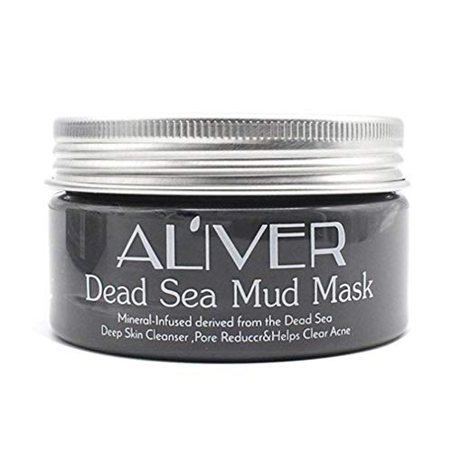 Moisturizing Cream Cleanser (Deep Sea Mud Deep Cleaning Face Body Mask Cream Anti-Cellulite Cleanser)