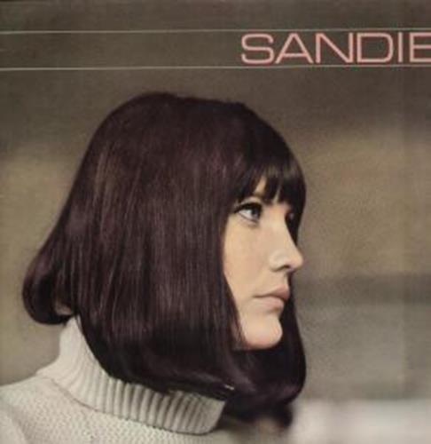Preisvergleich Produktbild SANDIE LP (VINYL) UK PYE 1965