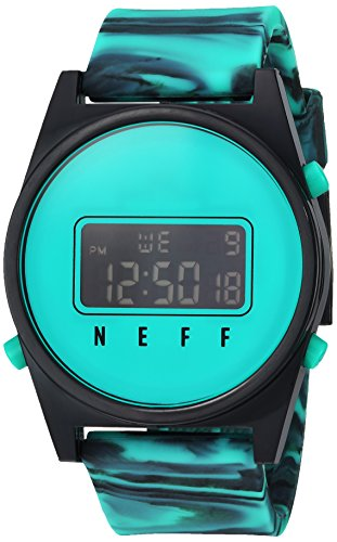 neff Automatic Plastic and Polyurethane Sport WatchMulti Color (Model: TWBTNF0245)