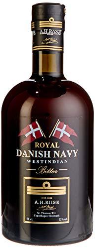 A.H. Riise Royal Danish Navy Westindian Bitter (1 x 0.5 l) -