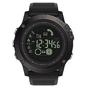 Smartwatch Hombre Deporte Reloj Inteligente Hombre Deporte con Estilo Smartwatch para Deportes y Aire Libre con… 15