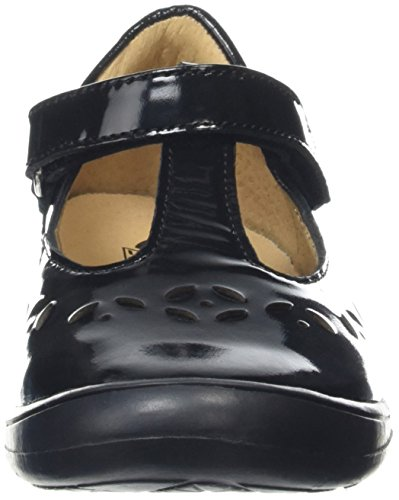 Noël Etna V, Mary Jane fille Noir - Black (Black 100)