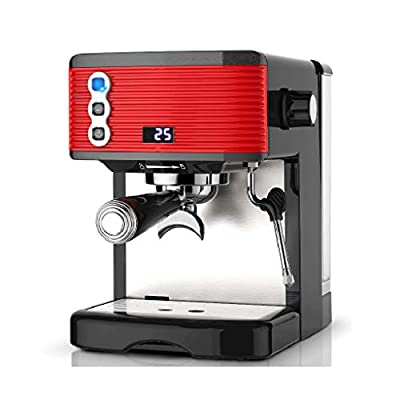 Cappuccino Machines Coffee machine home automatic coffee grinder small stainless steel espresso machine office steam coffee machine commercial coffee machine from Cappuccino Machines
