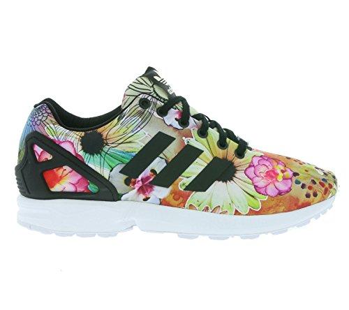 Adidas Originals - Zx Flux, Sneakers da donna core black/core black/ftwr white