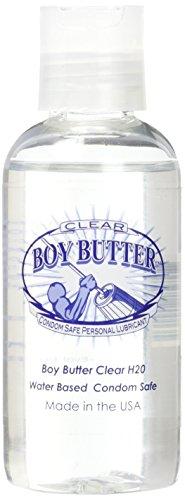 Boy Butter H20 Vitamin E hybrid Transparent 4oz -
