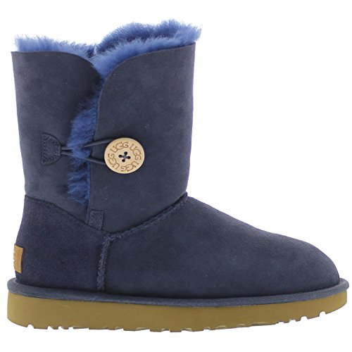 ugg-australia-womens-bailey-button-ll-brown-sheepskin-twinsole-and-suede-boots-39-eu