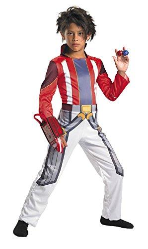 Bakugan Dan Vestoria Deluxe Child Costume