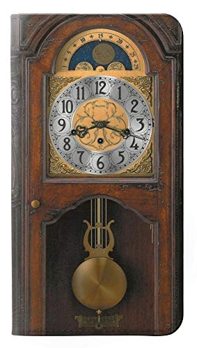 3b83972de93a Innovedesire Grandfather Clock Antique Wall Clock Caso del Tirón Funda  Carcasa Case para Huawei Mate 20