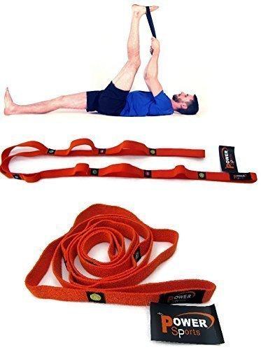 'GOOSE' Gamba Barella ACBD FLESSIBILE - ELASTICO Originale Potenza Sport 137.2cm Flexi Stretching CINTURINO Yoga Pilates , CROSSFIT Tonificante Esercizio resistenza cinturino,Kickboxing, Taekwondo gamba Barella