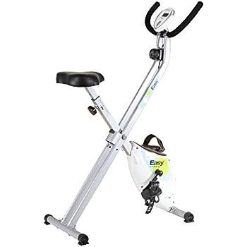 Tecnovita EasyX - Bicicleta plegable, color blanco: Amazon.es ...