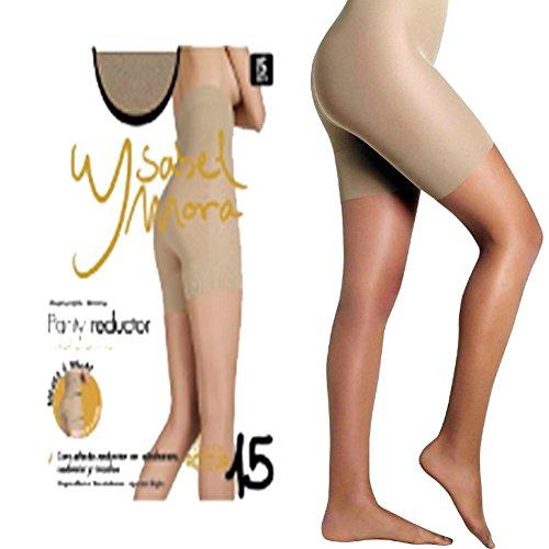 YSABEL MORA - Panty Reductor Mujer Color: Bronze Talla: