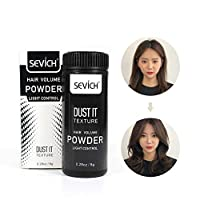 Sensecrol Lightweight Hair Fluffy Powder Mattifying Powder Styling Spray for Men Women Easy to Use