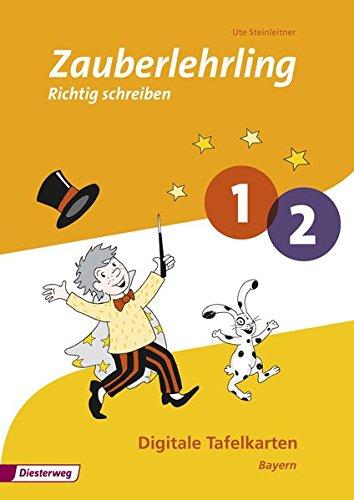 Zauberlehrling - Ausgabe 2014 für Bayern: Digitale Tafelkarten 1/2 Freie Software