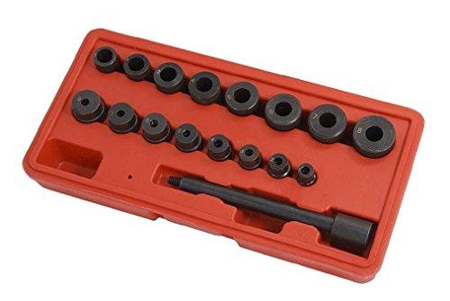17Stück Kupplung Alignment Tool Kit Ausrichten Universal für alle Cars & Vans (Food-styling-tools)