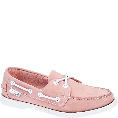 Sebago Docksides, Chaussures Bateau Femme Rose