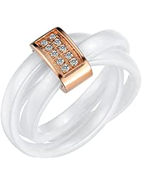 Amazoncouk Ceramic Rings Women Jewellery