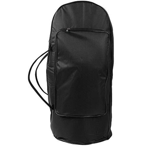 Euphonium Gig Bag Premium Abriebtuch-Bariton-Etui mit Riemen Zubehör für Blasinstrumente aus Messing mit großer Kapazität