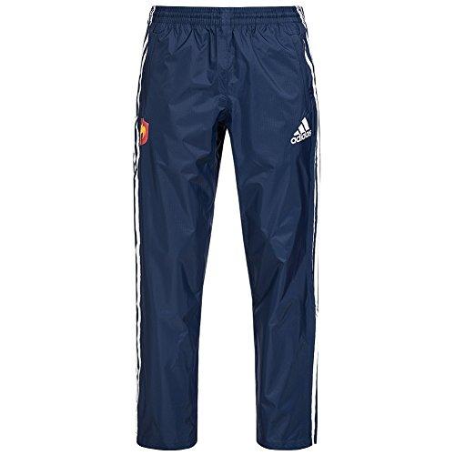 Adidas da uomo pantaloni da pioggia Rain Pant f39853, blu navy, L