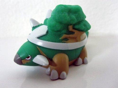Pokemon Finger Puppet Mini PVC Figure-Torterra - Pokemon Bandai Mini-figur