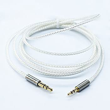 1M Metre 2.5mm to 3.5mm Jack Audio AUX MP3 Cable Lead