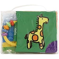 La jirafa (Libros para el bebé)