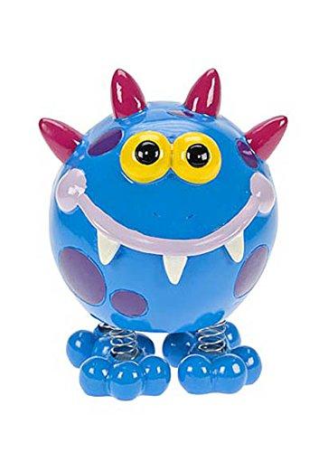 Blaue Monster Kinder Spardose Piggy Bank Sparbüchse für Jungen und Mädchen