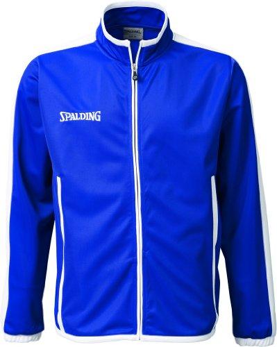 Spalding Bekleidung Teamsport Evolution Jacket royal/wei