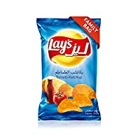 Lay's Tomato Ketchup Potato Chips 170gm