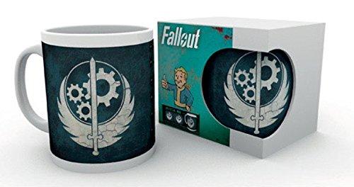 Fallout 4 Tazza Brotherhood Of Steel