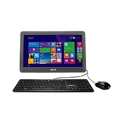 Asus ET2040IUK-BB014X 19.5-inch All-In-One Desktop (Pentium J2900/2GB/500GB/Windows 10/Integrated Graphics), Black