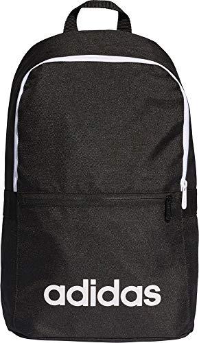 adidas Lin Clas Bp Day Borsone, 55 cm, Nero (Black/Black/White)