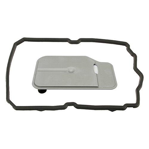 febi bilstein 30157 Getriebeölfiltersatz mit Ölwannendichtung für Automatikgetriebe (Getriebeölfilter)