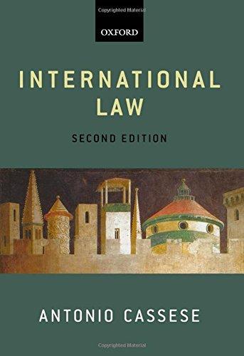 International Law di Antonio Cassese
