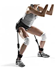 ueasy rebond Appareil d'entraînement pour jambe de force et l'agilité Sangle