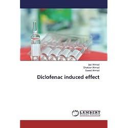 Diclofenac induced effect